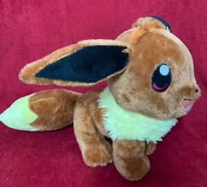 "Build a bear Pokemon Eevee 16"" High Soft Toy"