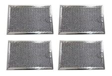 Grease Filter for Ge Microwave 5 x 7 5/8 (4 pack) - New