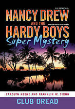 Club Dread (Nancy Drew and the Hardy Boys Super Mystery #3)-ExLibrary