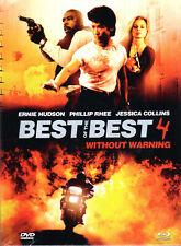 Best of the Best 4 , ohne Vorwarnung , strong limited Mediabook , uncut , No. 26