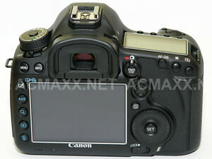 """ACMAXX 3.2"""" Thick FIlm LCD SCREEN ARMOR PROTECTOR CANON EOS 5D Mark IV mark4 5D4"""