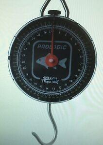 Prologic Specimen 60lb Large Dial Scales Fishing COARSE / CARP FISHING