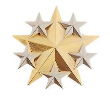 US United States Army Six Star General Rank Metal Hat Badge-US122