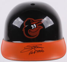"Jim Palmer Signed Orioles Full-Size Batting Helmet Inscribed ""HOF 1990""(JSA COA)"
