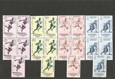 Sellos bloque de 4 sellos