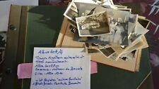 Album 407/4 photos circa 1890-1910 , Archives du Château de Barante - France