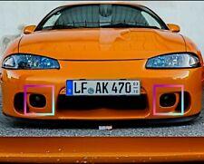 2G Mitsubishi Eclipse DSM Fog Light Covers Bezels 1996-1999 (2 Bezels)