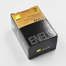 Genuine Original Nikon En-el18a En-el18 Rechargeable Li-ion Battery for D4 & D4s