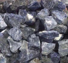 500 Carat Lot Blue Natural Rough Sodalite Gemstone Specimen Raw Lapidary Rocks