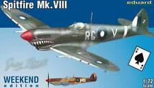 Eduard 7442 1/72 Spitfire Mk.viii Plastic Model Kit