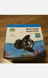 SeaFrogs WA005-F Wide Angle Dome Port for canon EOS 750D/760D/750D/80D,Fuji X-T2