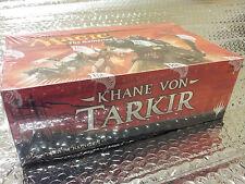 GERMAN Magic MTG Khans of Tarkir KTK Factory Sealed Booster Box DE the Gathering