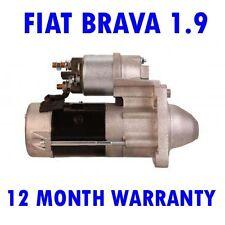 FIAT BRAVA 1.9 JTD 1996 1997 1998 1999 2000 2001 STARTER MOTO