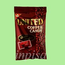 UNITED COFFEE CANDY 12 BAGS x 4.94oz (140g) THAILAND USA SELLER