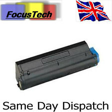 Pack of 10 x Compatible NEW Oki B431/MB491 44917602 Toner Cartridges. 10K Page