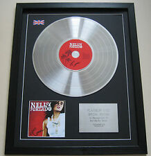 NELLY FURTADO Loose CD / PLATINUM LP DISC Presentation