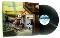 HAWKWIND quark strangers and charm LP EX-/EX, CHC 50, vinyl, album, prog, uk,
