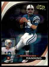 New listing 1999 Upper Deck Ioxix Peyton Manning Indianapolis Colts #25