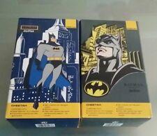 ** BATMAN RETURNS + BATMAN ** Joystick Commodore 64 C64 Atari Amiga NEU NEW