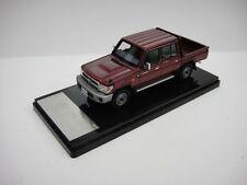1/43 Wit's Toyota Land Cruiser 70 Pick Up 30th Anniversry Dark Red W451