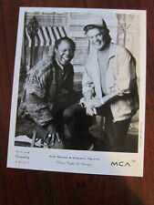 Conway Twitty and Sam Moore 8x10 photo