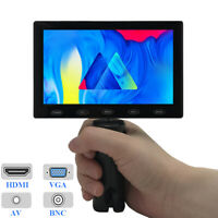 5 inch IPS LCD Monitor HD Screen Display HDMI AV VGA BNC Video Input USB Powered