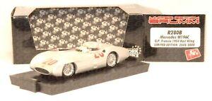 R280B auto BRUMM F1 1:43 - 1954 Mercedes W196C #20 Kling Francia GP Ltd Ed