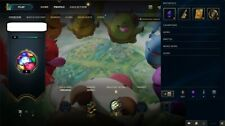 League of Legends account EUW - Unranked-- 8 champions -- 1 skin -