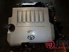 07-16 TOYOTA VENZA 3.5L V6 ENGINE JDM 2GR-FE