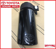 2010-2021 TOYOTA 4RUNNER BLACK CHROME EXHAUST TIP GENUINE OEM PT932-89180-02