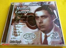 MANOLO CARACOL Antología la época dorada del flamenco - Precintada