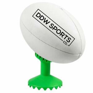 Rugby SUPER TEE - King - Dan Carter Kicking Tee In Green From SUPERTEE