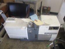 Varian: P1144307  Rotary Vane Pump.  SD301. N: 335433 with Somer: CF29PR 60/4 1~
