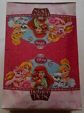 NEW Disney Princesses Palace Pets Chocolate Egg Toy Surprise Box of 6 RARE