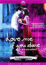 Love Me Si Te Atreves (DVD, 2004) - Nuevo DVD