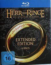 Warner Bros Der Herr Der Ringe Blu-Ray DVD