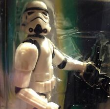 1999 Star Wars Power Of The Force 2 Stormtrooper Figure Mint With Heavy Blister