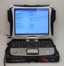 "Panasonic Toughbook  CF-19 10.1"" i5 2520M MK5  2.50GHz  4GB  <3069>"