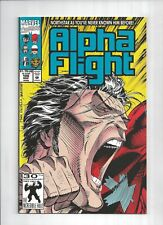 ALPHA FLIGHT #106 NORTHSTAR Comes out Gay, 9.2 NM-, Marvel
