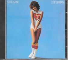 BARBRA STREISAND - Streisand Superman CD 10TR (CBS) 1986 JAPAN for Europe RARE!