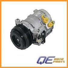 6 Cyl. M54 Eng. E53 A/C Compressor Denso New 64528377067 Fits: BMW X5 2001 2002