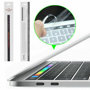 Touch Bar Clear Film Protector Guard Skin Shield For Macbook Pro 13'' 15''