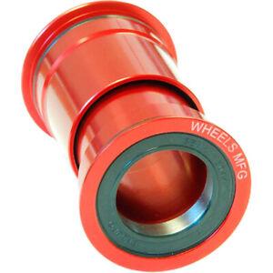 Wheels Manufacturing PF30 Bottom Bracket with Angular Contact Bearings