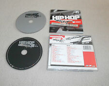 2cds Hip Hop Deluxe 2001 Samy Deluxe, Eminem, tra l'altro 38. tracks 2001 114