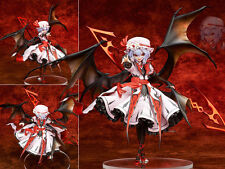 Japan Anime Touhou Project Remilia Scarlet 1/7 Figure Figurine Battle 24cm NoBox