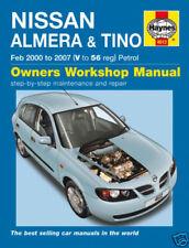 Manual de taller de motor Nissan