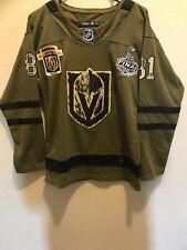 Adidas Vegas Golden Knights #81 Marchessault NHL Inaugural Season Hockey Jersey