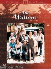 DIE WALTONS, Staffel 1 (Season 1) 6 DVDs, rare Erstauflage mit 6 Einzelboxen