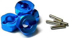 82906/82814 4pcs in alluminio Wheel Hex HSP Aggiornamenti