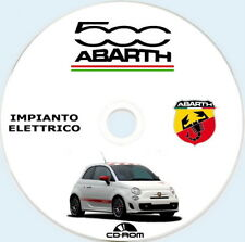 "Manuale Officina ""IMPIANTO ELETTRICO"" Abarth 500 1.4 16v T-JET."